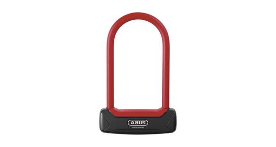 ABUS Granit Plus pyöränlukko 640/135HB150 , punainen